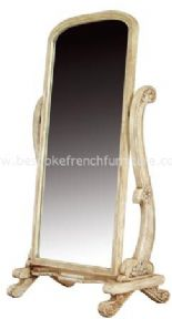 Plain Top Cheval Bespoke Mirror